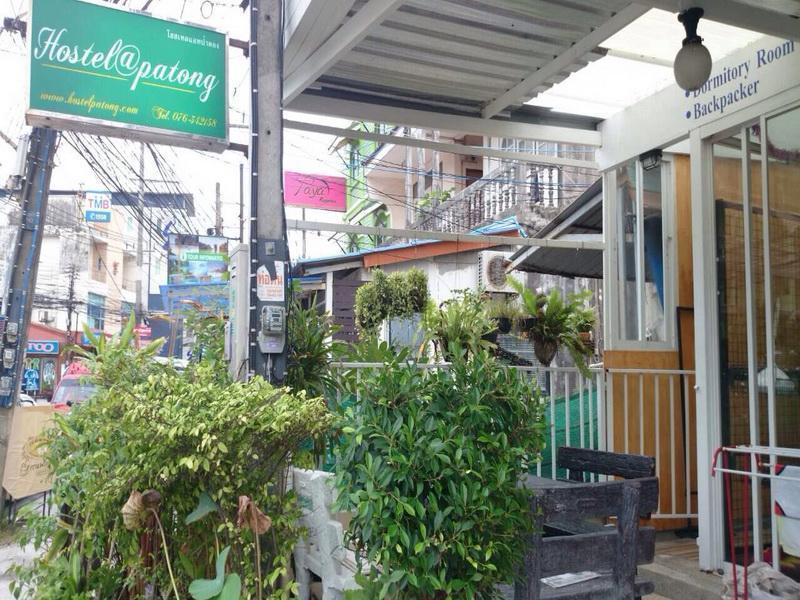 Hotell Hostel@patong i Patong, Phuket. Klicka för att läsa mer och skicka bokningsförfrågan