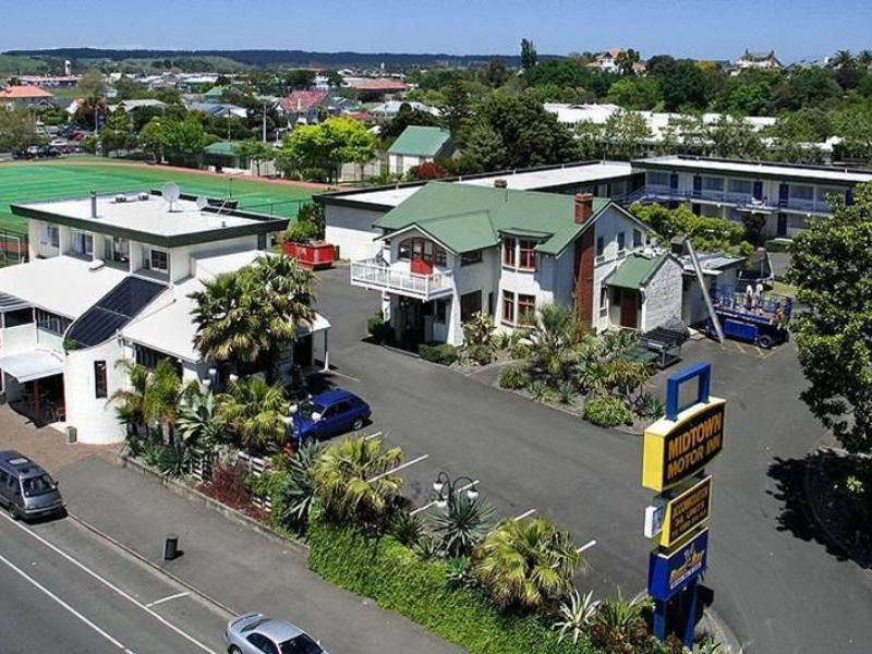 Midtown Motor Inn - Hotels and Accommodation in New Zealand, Pacific Ocean And Australia