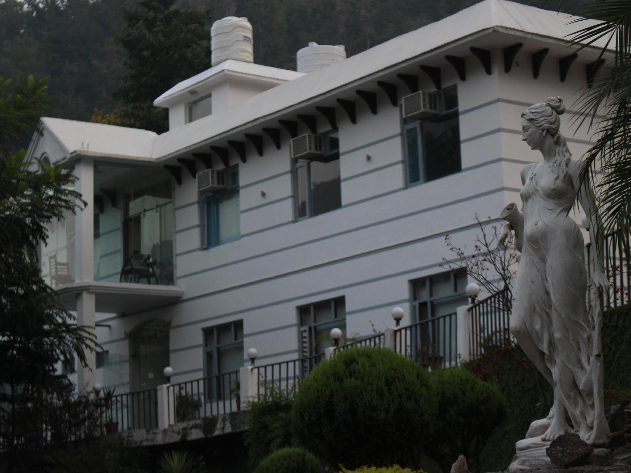 Explore Himalayas Resort Rishikesh - Hotel Exterior
