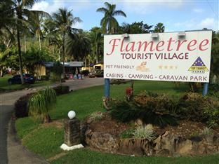 Flametree Tourist Village Whitsundays - Exterior do Hotel