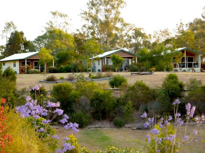 Amamoor Homestead B&B and Country Cottages - Hotell och Boende i Australien , Gympie