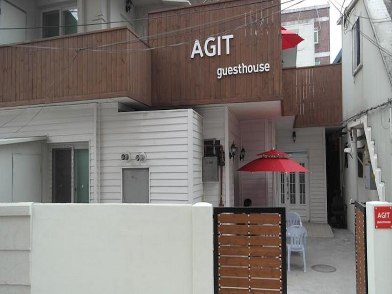 Agit Guesthouse - Hotels and Accommodation in South Korea, Asia