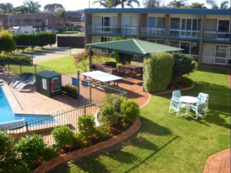 Lakeside Holiday Apartments Merimbula - Hotell och Boende i Australien , Merimbula