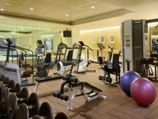 The Fairmont Vancouver Airport Richmond (BC) - Fitness Room