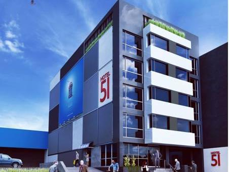 Hotel 51 Plaza - Hotels and Accommodation in Colombia, South America