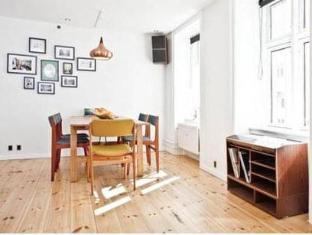 Jaegersborggade Apartment Kööpenhamina - Hotellin ulkopuoli