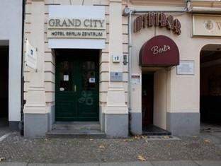 Grand City Berlin Zentrum Hotel बर्लिन - होटल बाहरी सज्जा