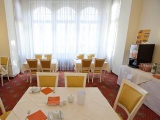 Grand City Berlin Zentrum Hotel बर्लिन - रेस्त्रां