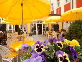 Best Western Plus Hotel Meteor Plaza Prague - Balcony/Terrace