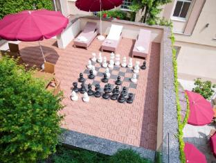 Austria Classic Hotel Wien Vienna - Balcony/Terrace