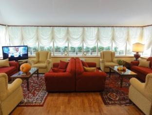 Hotel Residence Mala Strana Prague - Winter garden Lounge Area