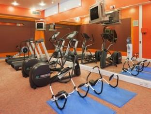 Crowne Plaza Hotel London Shoreditch London - Fitness Room