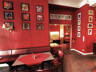 Hotel Savigny Berlin - Krogs/atpūtas telpa