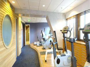 Scandic Copenhagen Hotel Copenhagen - Fitness Room