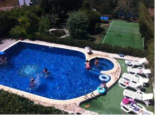 Pensiunea Careea Mamaia - Swimming Pool