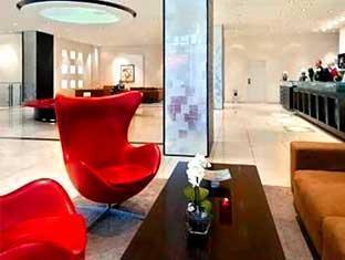 The Square Hotel Copenhagen - Lobby