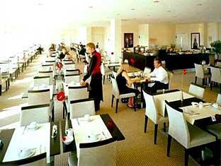 The Square Hotel Copenhagen - Breakfast Room