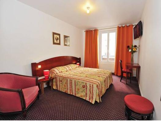 Le Victor Hugo - Hotell och Boende i Frankrike i Europa
