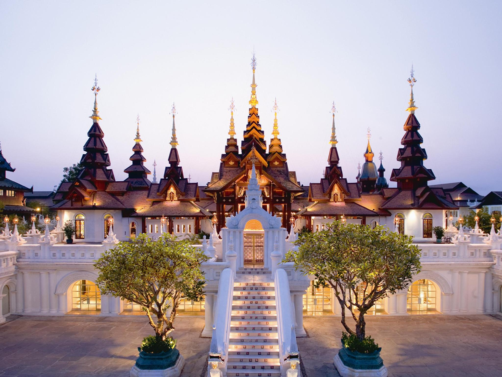 The Dhara Dhevi Hotel Chiang Mai - Hotels and Accommodation in Thailand, Asia