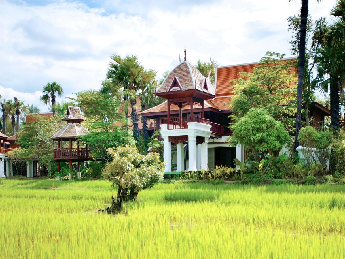 The Dhara Dhevi Hotel Chiang Mai40