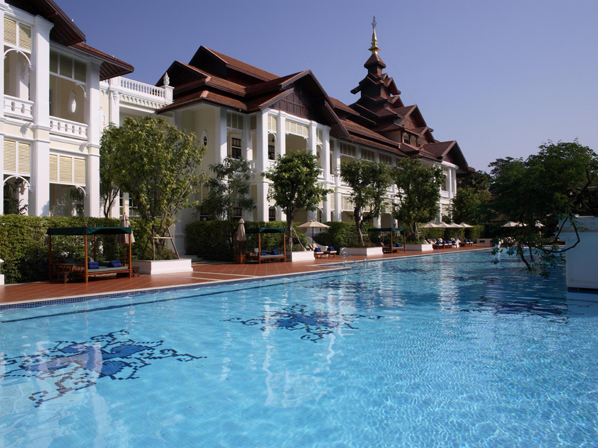 The Dhara Dhevi Hotel Chiang Mai31
