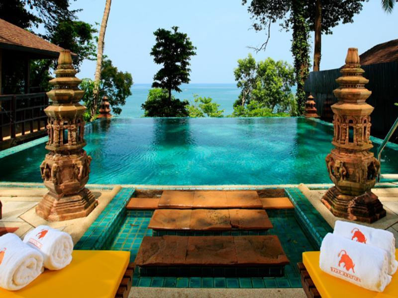 Baan Krating Khaolak Resort - Hotels and Accommodation in Thailand, Asia