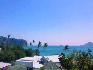 Beach Terrace Hotel Krabi - View