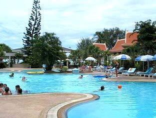 โรงแรม เดอะ ชะอำ เมธาวลัย หัวหิน / ชะอำ - สระว่ายน้ำ