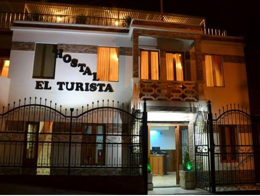 Hotel El Turista - Hotels and Accommodation in Peru, South America