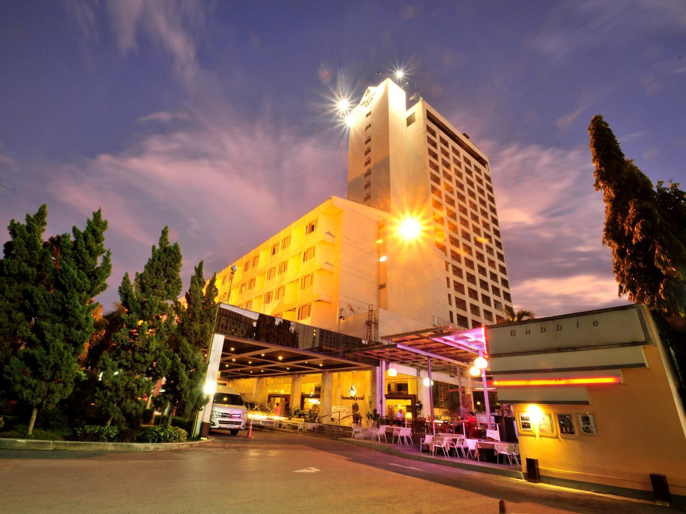 Pornping Tower Hotel - Hotels and Accommodation in Thailand, Asia
