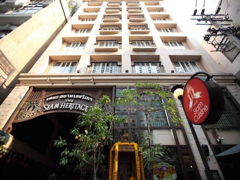 The Siam Heritage Boutique Suite - Hotels and Accommodation in Thailand, Asia