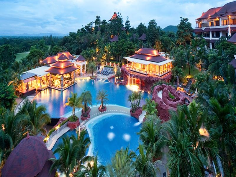 Springfield Village Golf & Spa Hotel - Hotels and Accommodation in Thailand, Asia