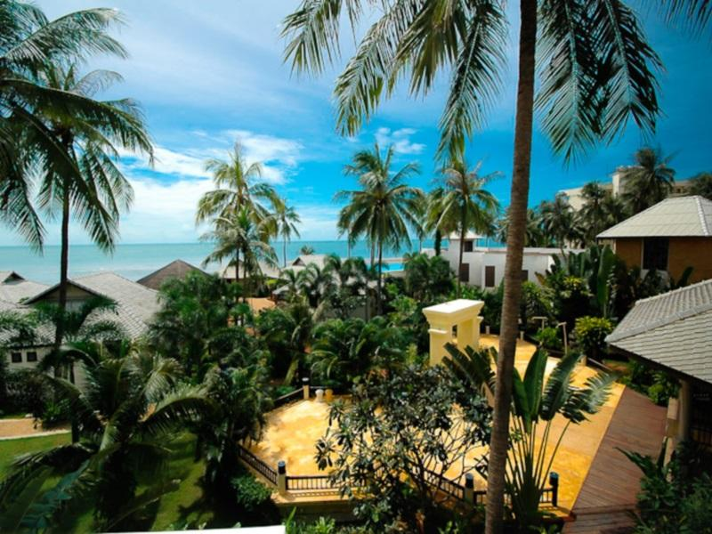 Golden Pine Beach Resort - Hotels and Accommodation in Thailand, Asia