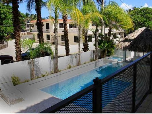 Casa Verde Hotel - Hotels and Accommodation in Puerto Rico, Central America And Caribbean