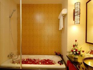 ไดมอนด์ คอทเทจ รีสอร์ท แอนด์ สปา ภูเก็ต - ห้องน้ำ
