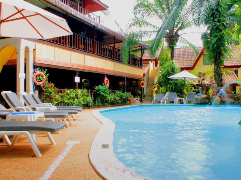 Hotell Emerald Garden Resort i , Krabi. Klicka för att läsa mer och skicka bokningsförfrågan