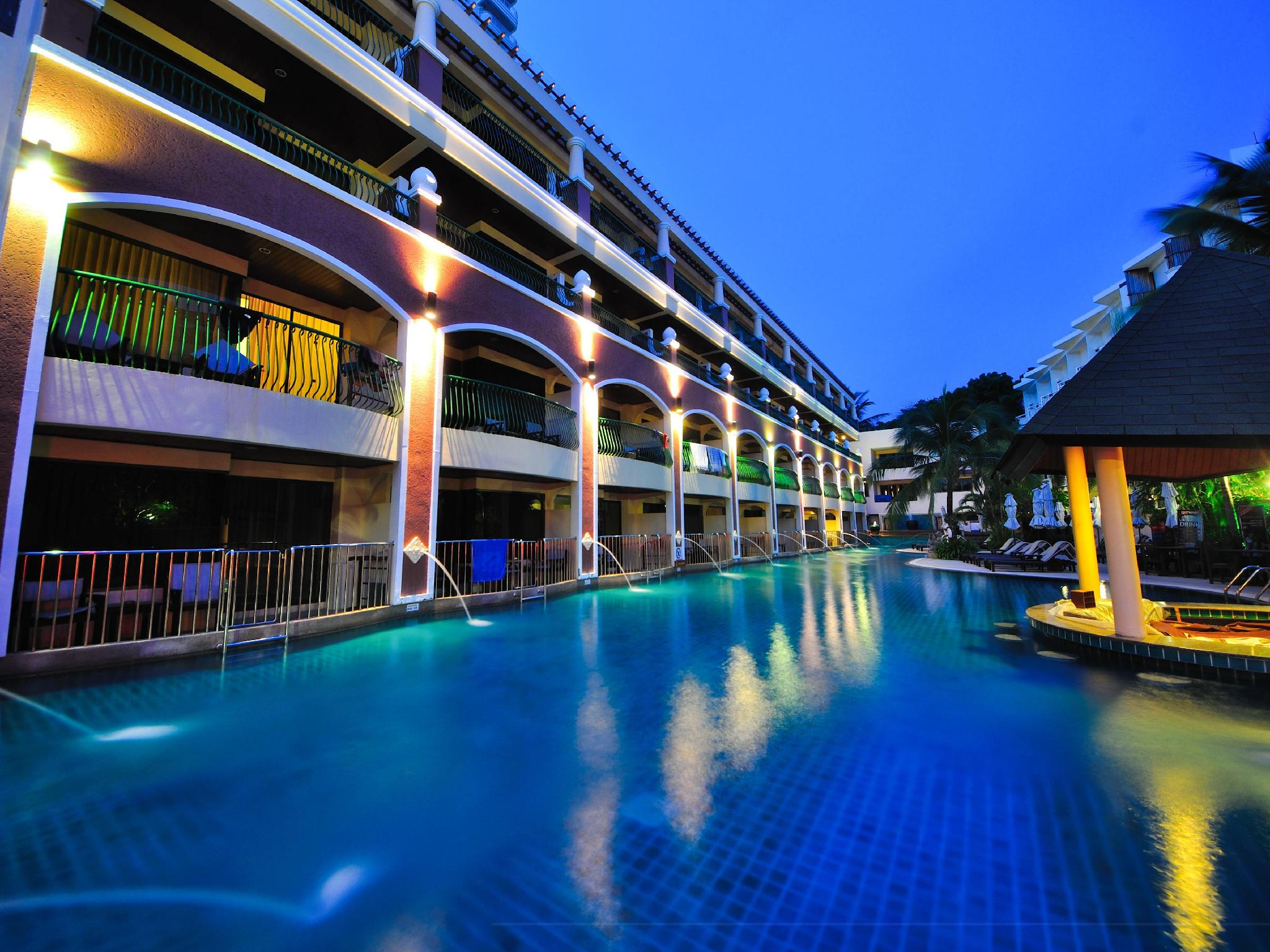 Karon Sea Sands Resort - Hotels and Accommodation in Thailand, Asia
