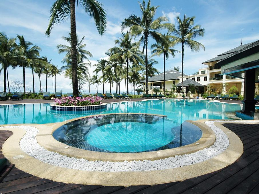 Khaolak Orchid Beach Resort - Hotels and Accommodation in Thailand, Asia