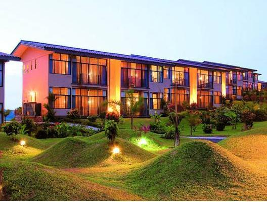 Hotel Arenal Kioro Suites & Spa - Hotels and Accommodation in Costa Rica, Central America And Caribbean