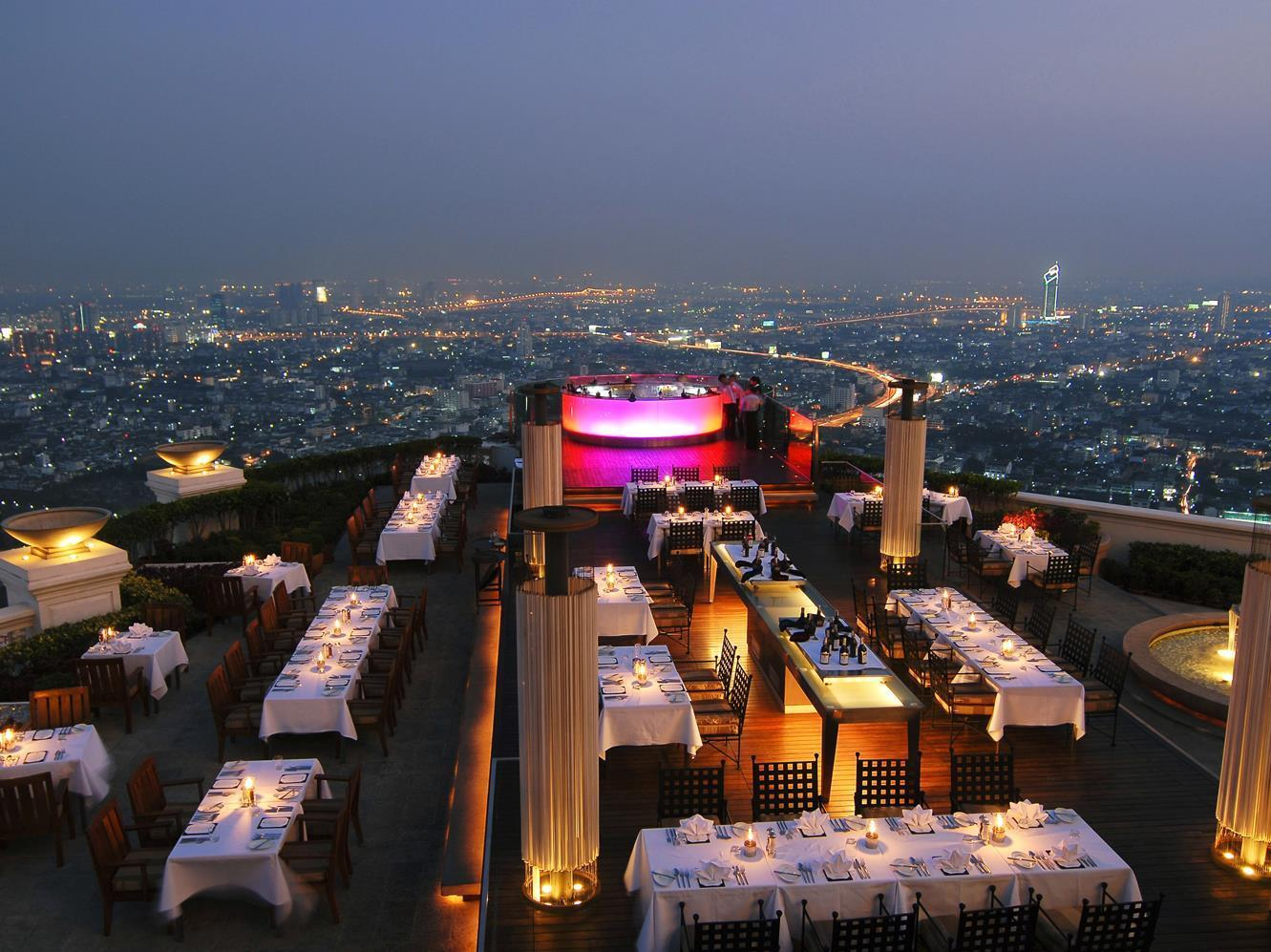 lebua at State Tower - Hotels and Accommodation in Thailand, Asia
