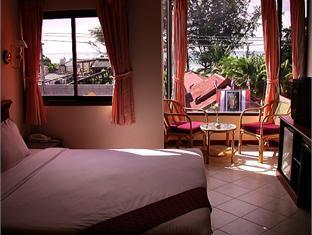 Patong Villa Hotel بوكيت - غرفة الضيوف