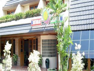 Patong Villa Hotel Phuket - A környék