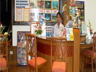 Patong Villa Hotel بوكيت - مكتب إستقبال