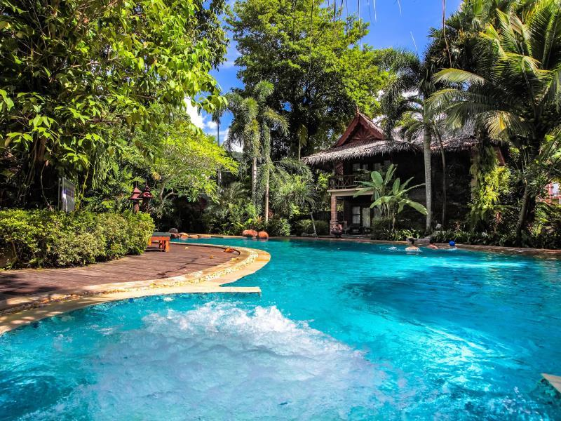 Somkiet Buri Resort Krabi - Swimming pool
