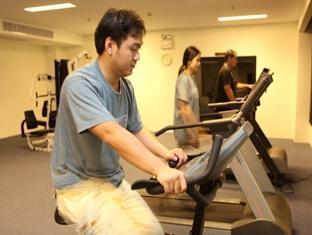The Blue Marine Resort & Spa Phuket - Sala de Fitness