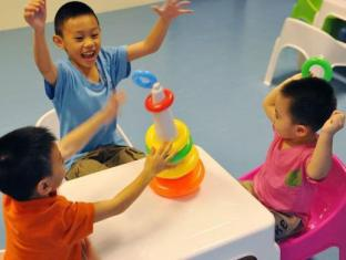The Blue Marine Resort & Spa Phuket - Kinderclub