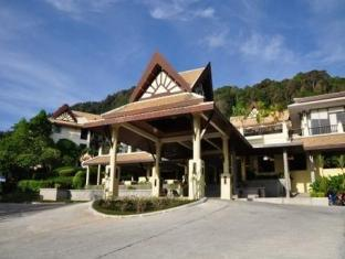 The Blue Marine Resort & Spa Phuket - Inngang