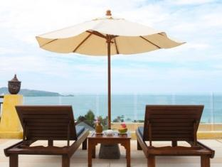 The Blue Marine Resort & Spa Phūketa - Peldbaseins