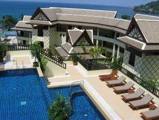 The Blue Marine Resort & Spa Phuket - Svømmebasseng