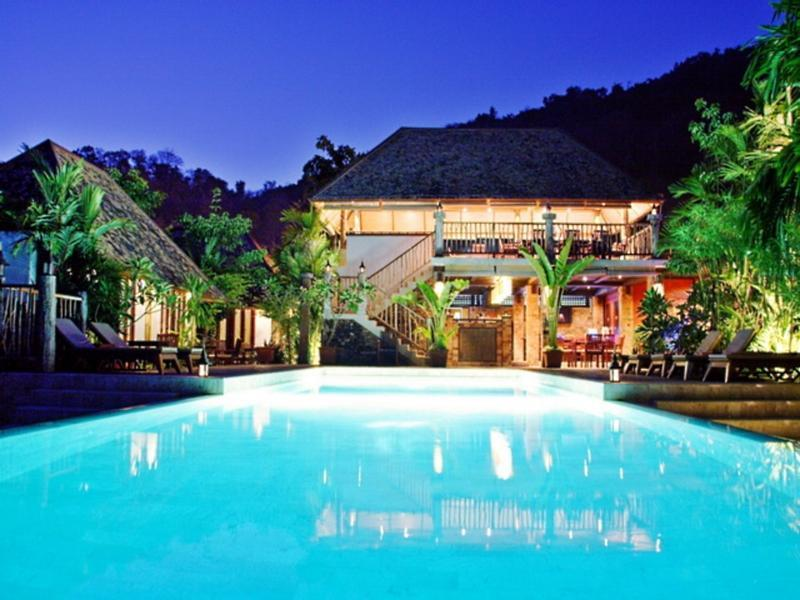 The Cliff Aonang Resort - Hotels and Accommodation in Thailand, Asia